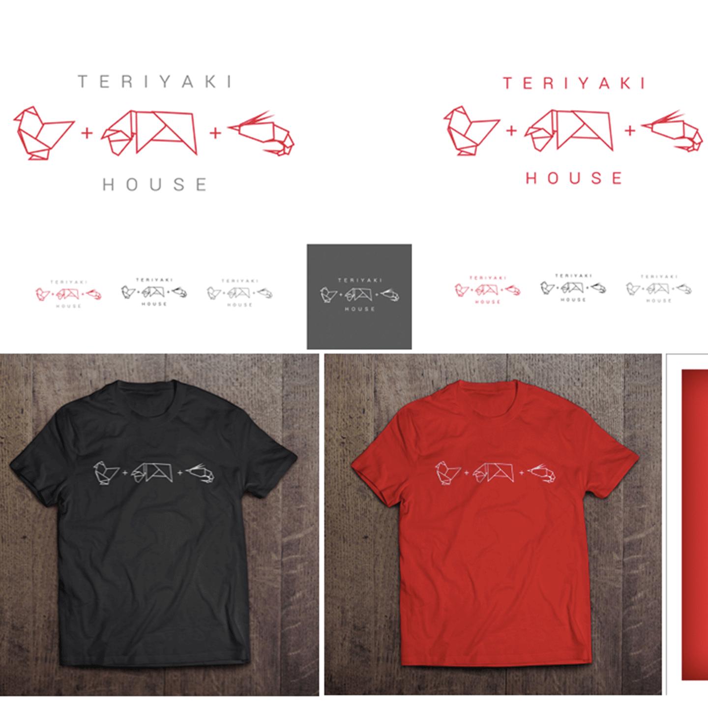 Teriyaki House Rebrand