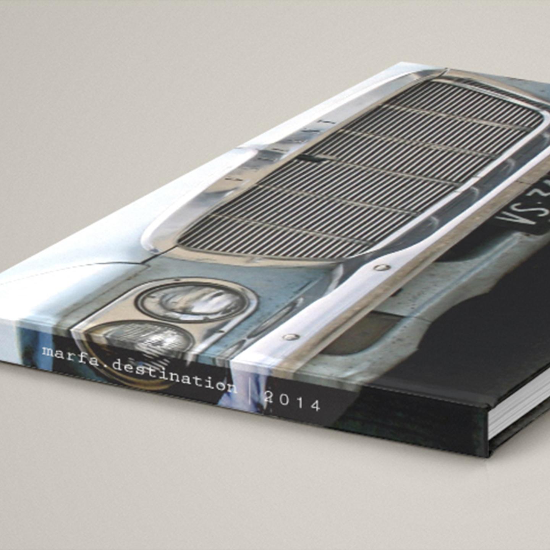 Marfa Photo Book